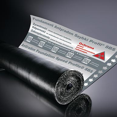Membrane Anti-Radon